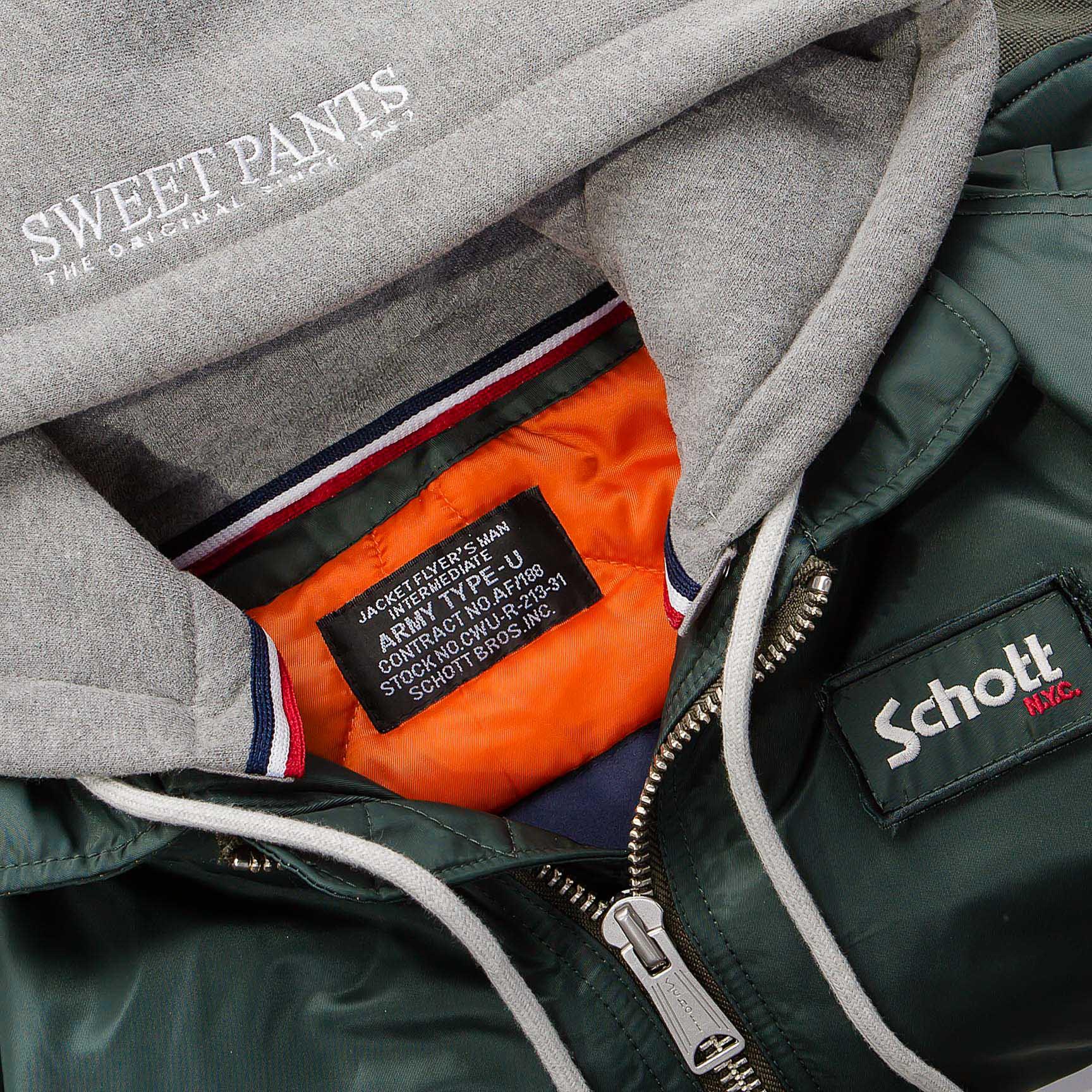Blouson Cwu Sp Forest Sweet Pants Official