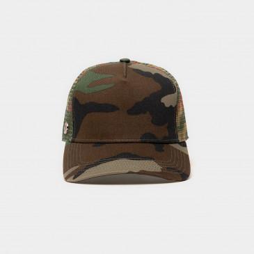 CLASSIC CAP CAMOU KAKI