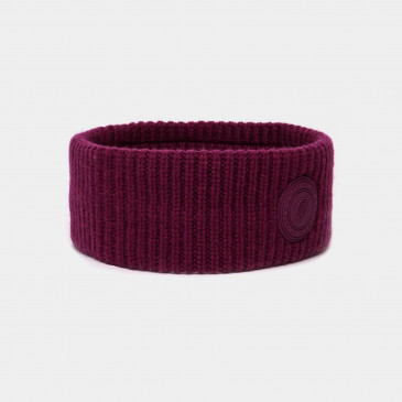 HEAD BAND DARK PURPLE