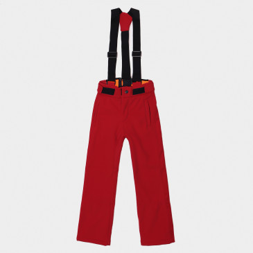 KID FLARE SKI RICK RED