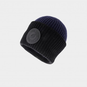 2 TONES BIG BEANY BLACK / NAVY