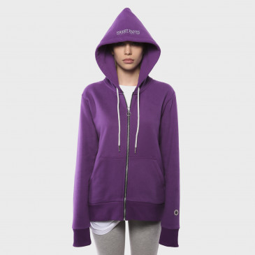 ZIP UP HOOD NEW GRAPPE