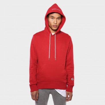 TERRY CLASSIC HOOD RICK RED