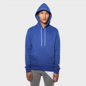 TERRY CLASSIC HOOD BLUE SUPREME