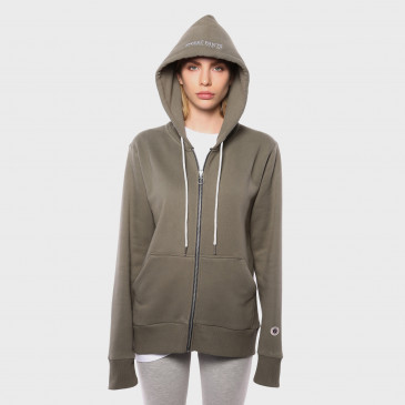 ZIP UP HOOD MARSHAL