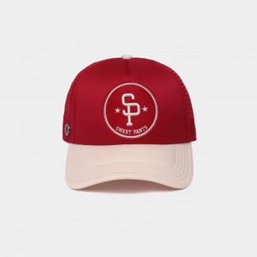 BASEBALL CAP DARK BLOOD
