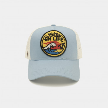 BEACH CAP LIFE