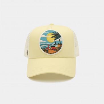 BEACH CAP MOTORBIKE