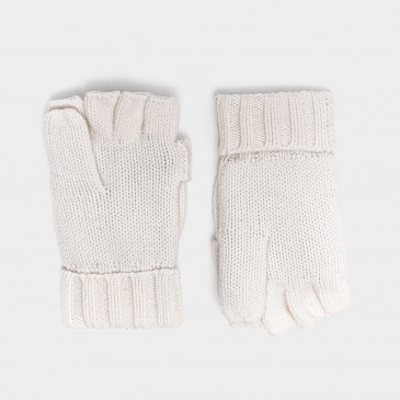 BIG GLOVES OFF WHITE