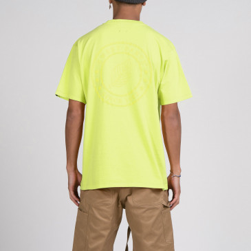 BROOK SLIDE JAUNE FLUO