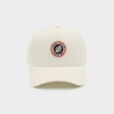 USED BASIC CAP DIRTY WHITE