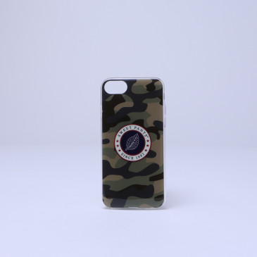 COQUE IPHONE 6 7 8 CAMOUFLAGE K KAKI
