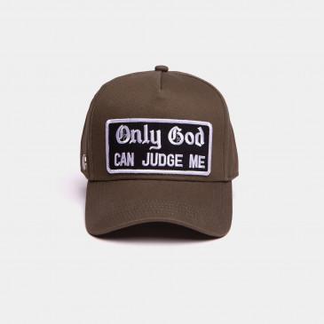 COTTON WORD CAP MARSHAL
