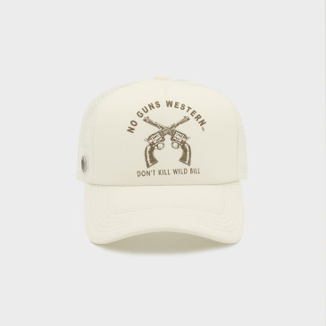 WESTERN CAP-NO GUNS