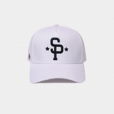 FULL WOOL CAP OFF WHITE