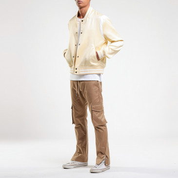 HOME RUN JACKET OCRE