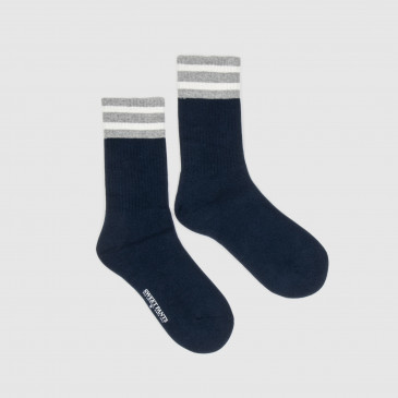 HOME RUN SOCKS NAVY