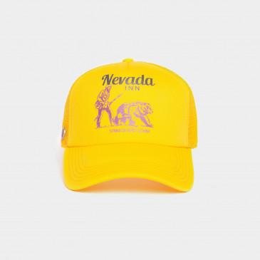 FOAM PRINT CAP GOLD NEVADA