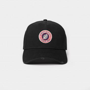 USED BASIC CAP VINTAGE BLACK