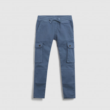 KID WARRIOR VINTAGE DENIM