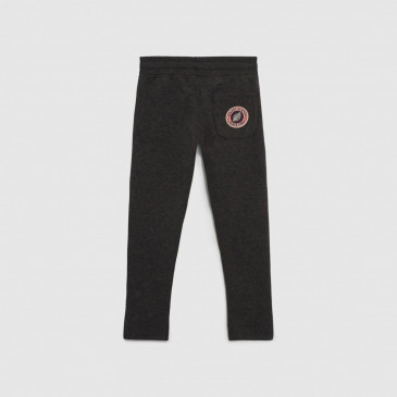 KID SKINNY BLACK MARL