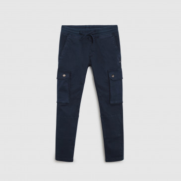 KID WARRIOR VINTAGE INDIGO