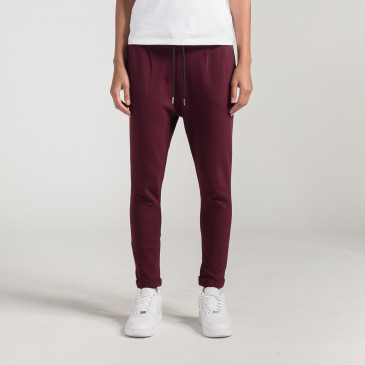 TROUSER BORDEAUX