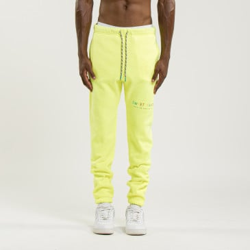 RAINBOW JOGG NEON YELLOW