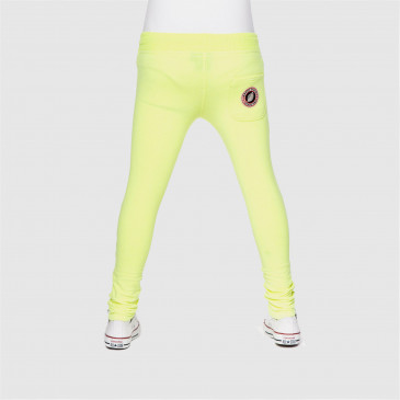 SKINNY KID NEON YELLOW