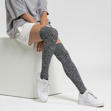URBAN LONG SOCKS BLACK