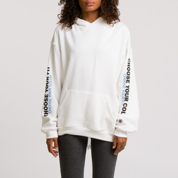 PRODUCT HOODIE OFF WHITE