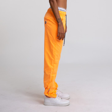 TACTEL PANT ORANGE FLUO