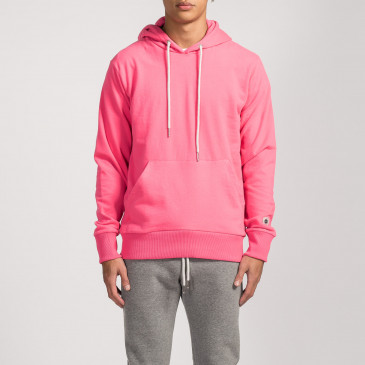 TERRY CLASSIC HOOD LASER PINK