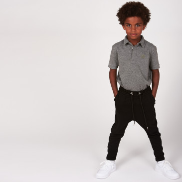 KID TROUSER BLACK