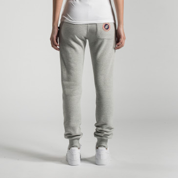 TERRY SLIM GREY MARL