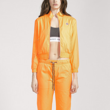 TACTEL CROP ORANGE FLUO