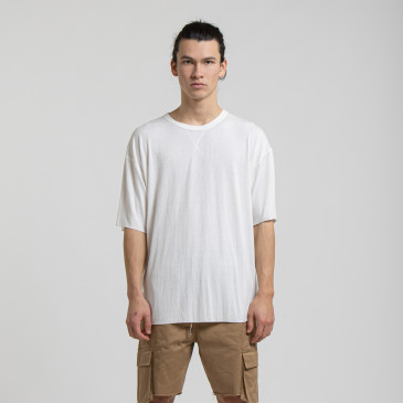 WESTERN TEE DIRTY WHITE