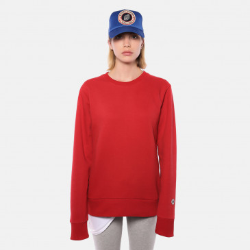 TERRY CLASSIC CREW RICK RED