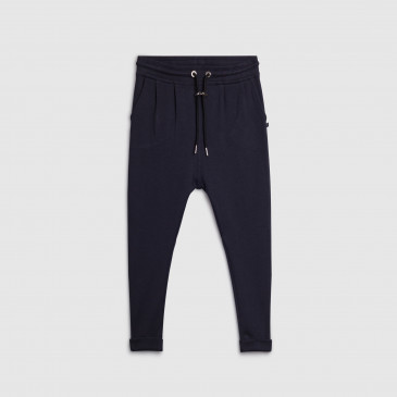 KID TROUSER NAVY