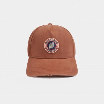 USED BASIC CAP VINTAGE RUST