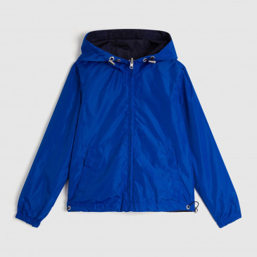 KID WINDBREAKER NAVY/SUPREME