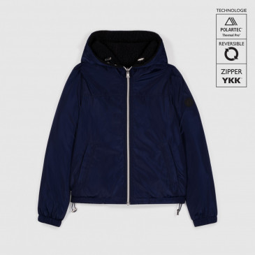 KID WINDBREAKER SHERPA MARINE